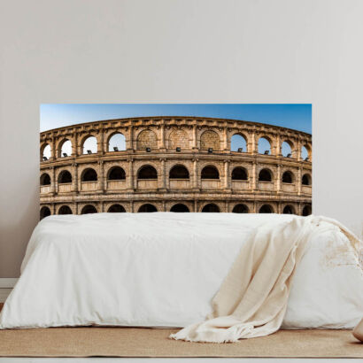 Cabecero Cama Coliseo Romano