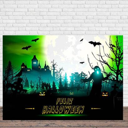 Photocall Halloween 2,40x1,90m