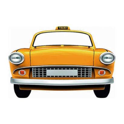 Photocall Coche Taxi