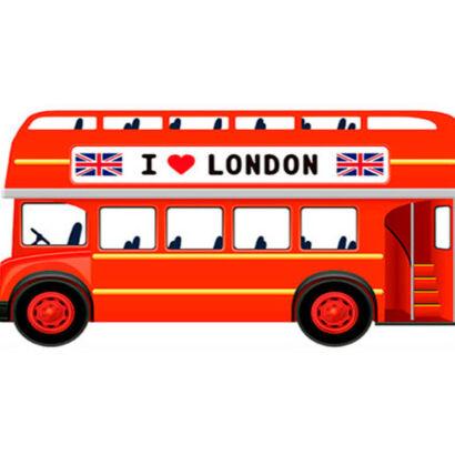 Photocall Autobus Londres