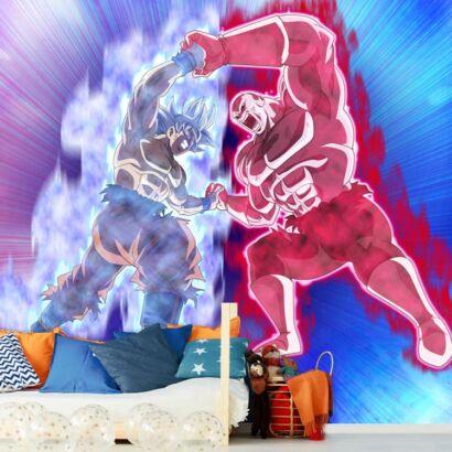 Fotomural Dragon Ball Goku vs Jiren
