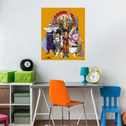 Dibond impreso Dragon Ball Super
