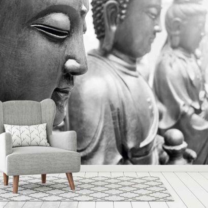 Papel Pintado Budas