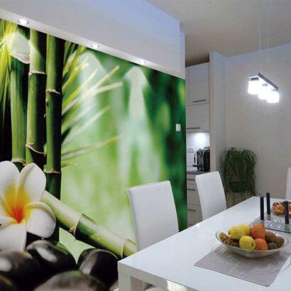 Papel Pintado Bambú