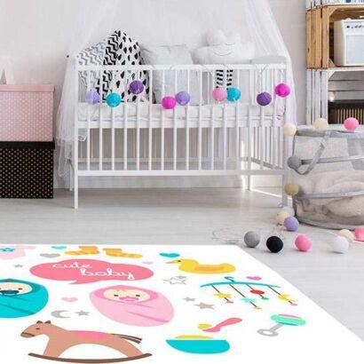 Alfombra PVC Infantil Bebes