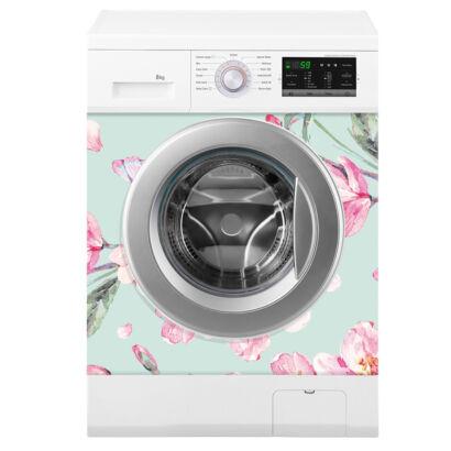 2-vinilo-lavadora-flores-rosas-1 (4)