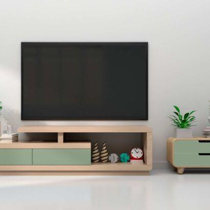 Vinilo Decorativo Mueble Verde Claro