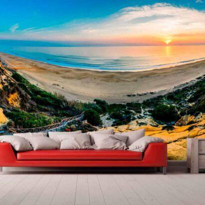 Papel Pintado Playa Infinita