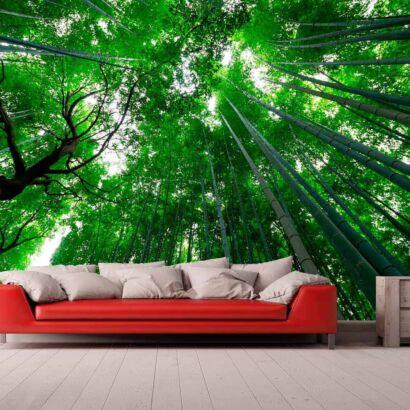 Papel Pintado Bosque Chino