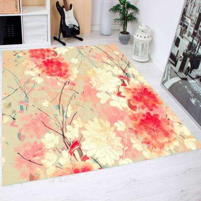 Alfombra PVC Arte Japonés
