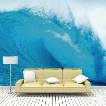 Papel Pintado Olas Mar