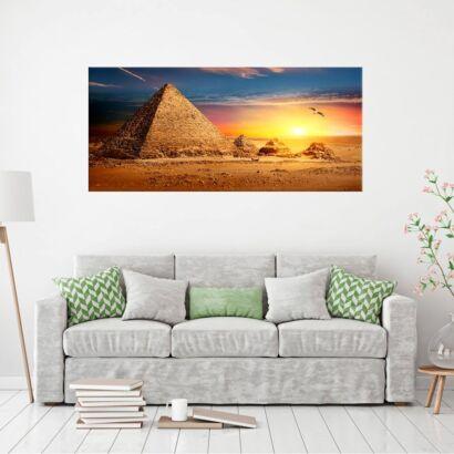 Cuadro Pirámides Egipcias