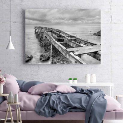 Cuadro Puente Roto