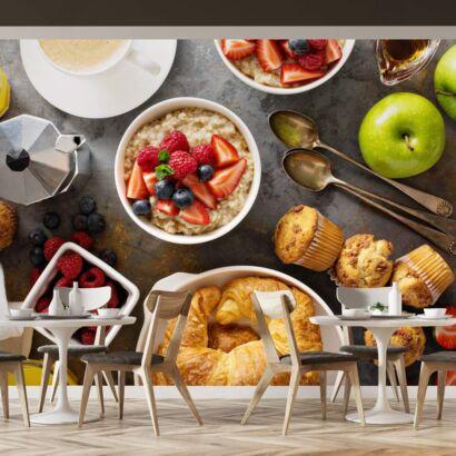 Fotomural Desayuno Variado