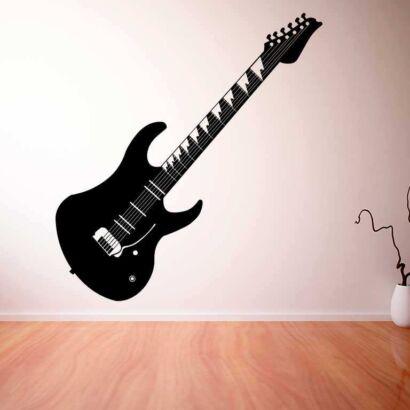 Vinilo Decorativo Guitarra Electrica Soloist