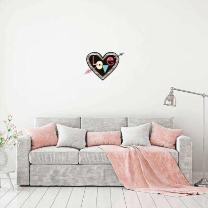 Vinilo Decorativo Love