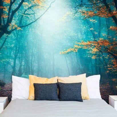 Papel-Pintado-Bosque-Claro-Luz