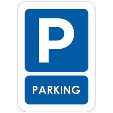 Señal Parking