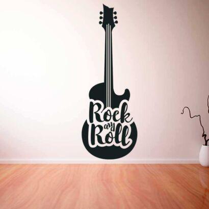 Vinilo Decorativo Guitarra Electrica LP