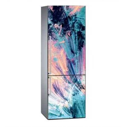 Vinilo-frigorifico-abstracto-multicolor-vinilo