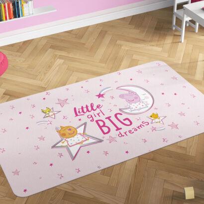 Alfombra de vinilo Peppa Pig Little Girl Big Dreams