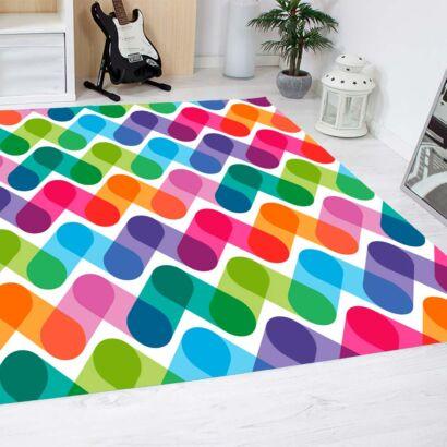 alfombra-diseño-multicolor-alfombra