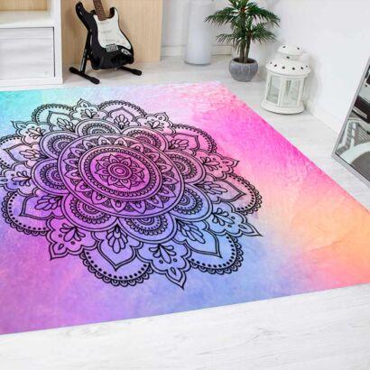 alfombra-mandala-multicolor-montaje