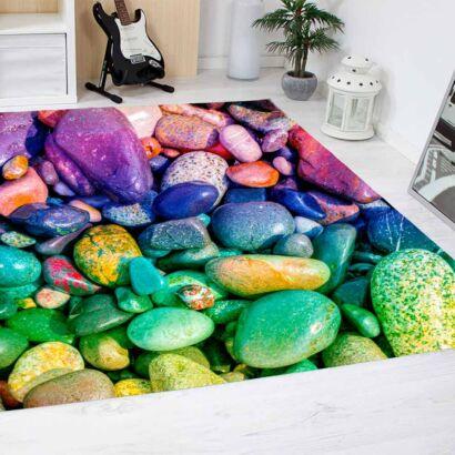 alfombra-piedras-multicolor-alfombra