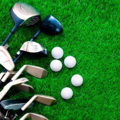 Alfombra PVC Golf Césped