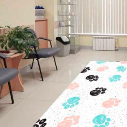 alfombra-pvc-veterinaria-huellas