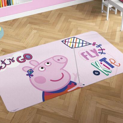 Alfombra PVC Peppa Pig Cometa montaje