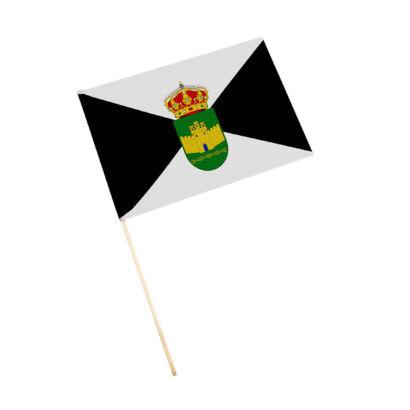 Bandera con palo Arjonilla