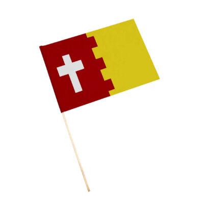 Bandera con palo Arquillos