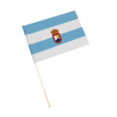 Bandera con palo Arroyo del Ojanco