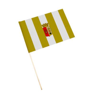 Bandera con palo Bailén
