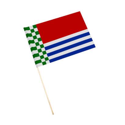 Bandera con palo Beas de Segura