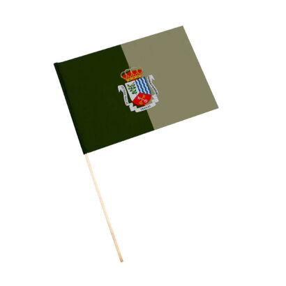 Bandera con palo Frailes