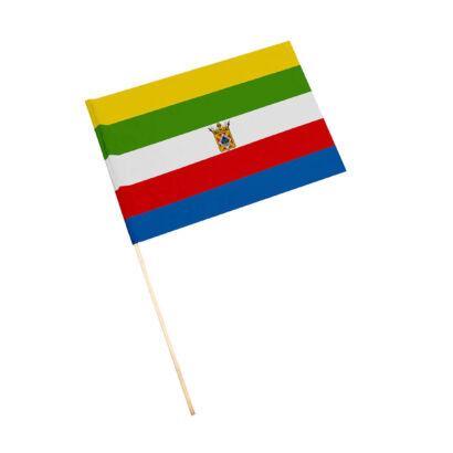 Bandera con palo Linares