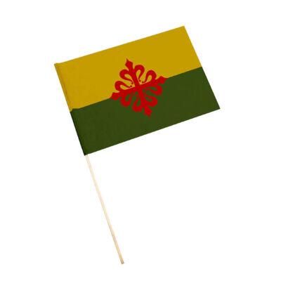 Bandera con palo Lopera