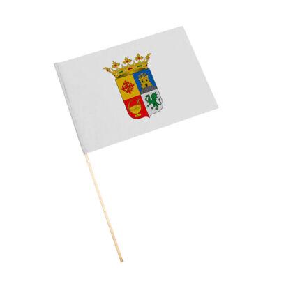 Bandera con palo Martos