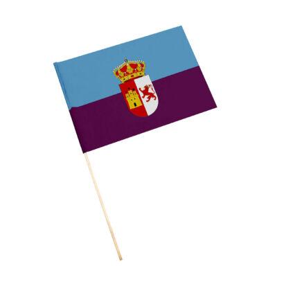 Bandera con palo Pegalajar