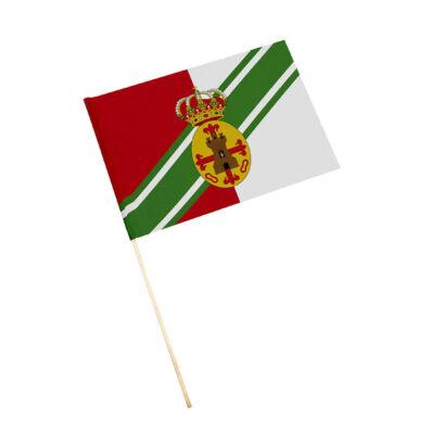 Bandera con palo Torredonjimeno