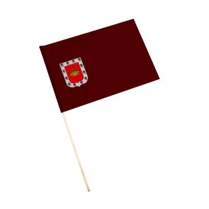 Bandera con palo Úbeda