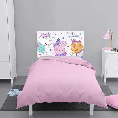 Cabecero cama PVC Peppa Pig Fiesta Princesas
