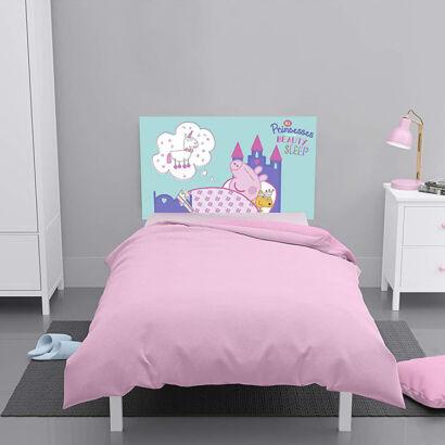 Cabecero cama pvc peppa pig cama princesa