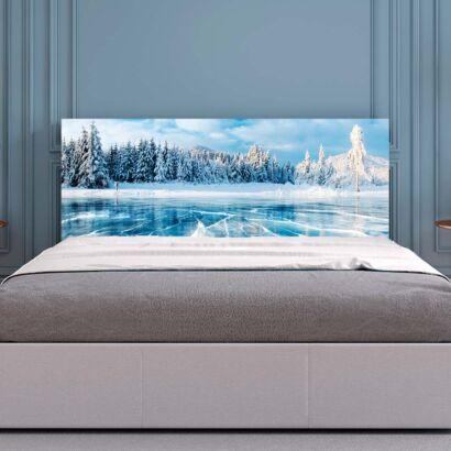 cabecero-cama-paisaje-helado-cabecero