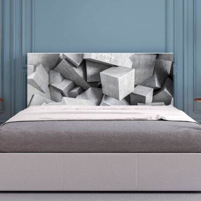 cabecero-cama-piedras-abstractas-cabecero