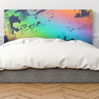 cabecero-cama-pintadas-multicolor-cabecero