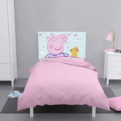 Cabecero Peppa Pig Hora de dormir