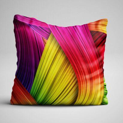Cojin Abstracto Pinceladas Colores